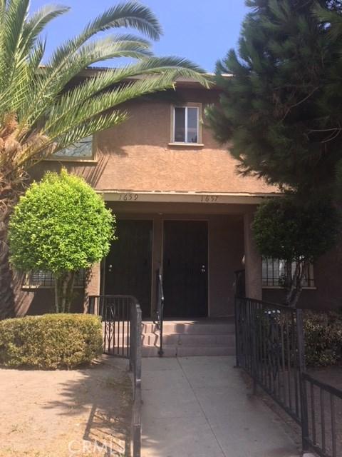 1657 70th, Los Angeles, CA 90047