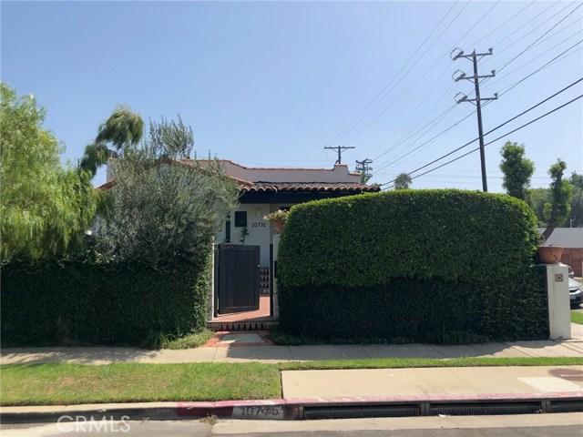 10776 Tabor Street, Los Angeles, CA 90034