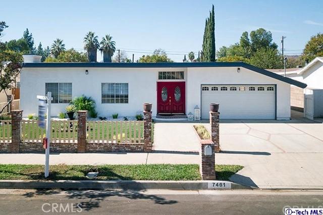 7461 Minstrel Avenue, West Hills, CA 91307