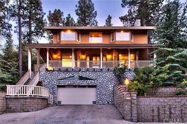 26690 Timberline Drive, Wrightwood, CA 93563