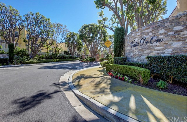 Very Spacious 3 Bedroom Detached Home Located In The Highly Desirable Gated Community Featuring Abundant Natural Lighting, High Ceilings & A Private, Expansive Backyard! The Soft Designer Paint, Ceramic Tile, Vaulted Ceilings & Large Windows All Combine To Exude A Serene, Bright Feel Of The Entire Living Space. The Kitchen Features Granite Counters, Newer Stainless Steel Appliances & A Breakfast Counter Bar. The Kitchen, Dining & Family Rooms Flow Together & Open Up To The Charming Rear Yard Backing To A Greenbelt. The Spacious Master Bedroom Suite Is Highlighted By A Custom Ceiling Fan, Large Walk-In Closet, & Spacious Bath Area Including Dual Vanities, A Large Tub & Separate Shower. Versatile Secondary Bedrooms Upstairs Feature Loads Of Light, Large Closets & A Second Full Hallway Bathroom. Other Desirable Amenities Include An Upstairs Laundry Area, Full Sized DRIVEWAY With Gorgeous Pavers & Vinyl Fencing. Community pool only few steps away. Vista De Oro Gated Community Is A Sought After Location With Close Proximity To The Aliso Town Center Shopping Area, Movie Theaters, Restaurants, Prestigious Schools, Famous Biking And Hiking Trails, 73 Toll Road, & Laguna Beach. Currently tenant occupied. please call for details.