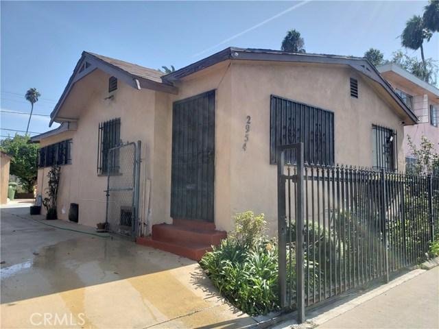 2954 S La Brea Avenue, Los Angeles, CA 90016
