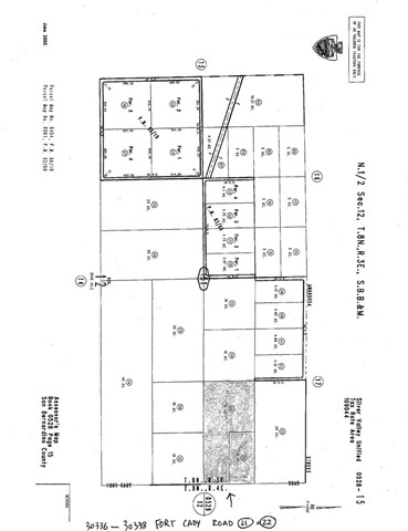 30338 Fort Cady Road, Newberry Springs, CA 92365