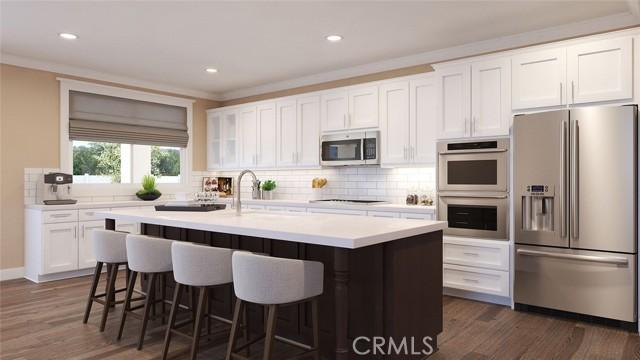 Virtual of Plan 1 Kitchen