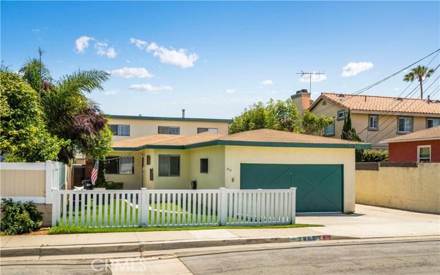906 Harkness Lane, Redondo Beach, CA 90278