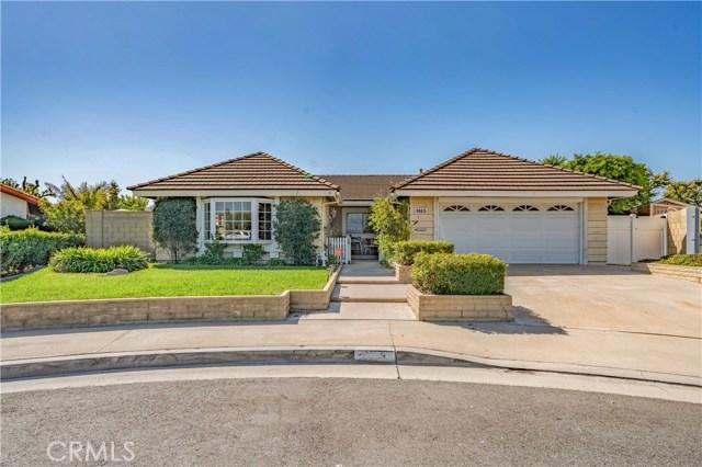 9165 Wintergreen Circle, Fountain Valley, CA 92708