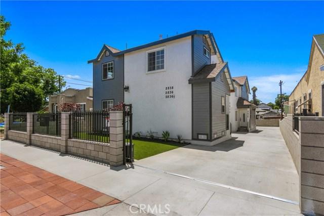 2836 E Boulder Street E, Los Angeles, CA 90033