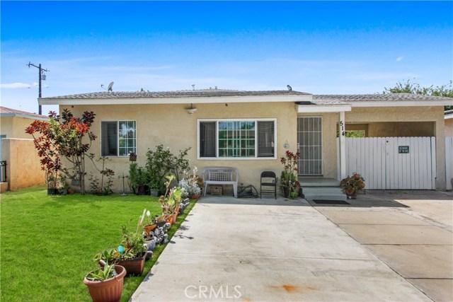 514 S Spruce Street, Santa Ana, CA 92703