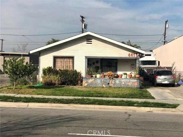 441 E Valley Boulevard, Colton, CA 92324