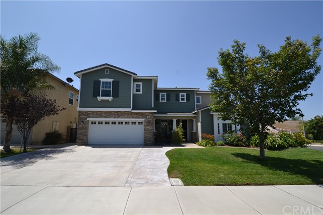 7801 Orchid Drive, Eastvale, CA 92880