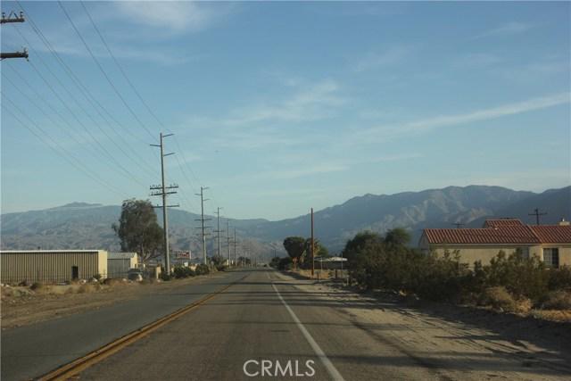 0 Little Morongo Road, Desert Hot Springs, CA 92240