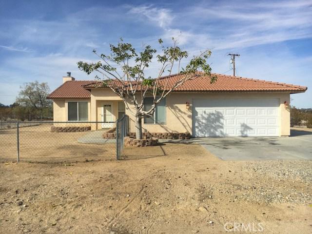 73868 Serrano Drive, 29 Palms, CA 92277