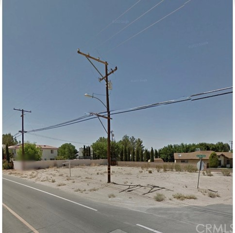 0 Darrow Road, California City, CA 93504