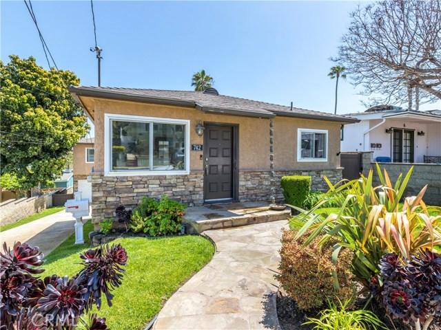 742 Loma Vista, El Segundo, CA 90245