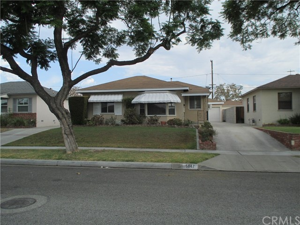 5847 Dashwood Street, Lakewood, CA 90713