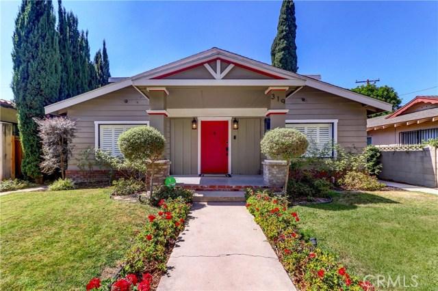 Photo of 319 S Citron Street, Anaheim, CA 92805