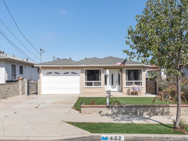 432 California Street, El Segundo, California 90245, 3 Bedrooms Bedrooms, ,3 BathroomsBathrooms,Single family residence,For Sale,California,SB18200993