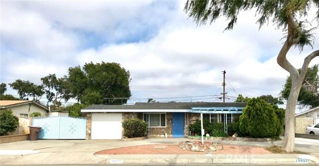 13692 Taft Street, Garden Grove, CA 92843