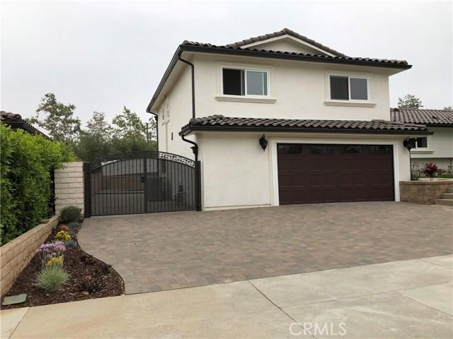 1730 Old Canyon Drive, Hacienda Heights, CA 91745