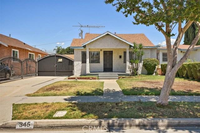 345 E Marshall Street, San Gabriel, CA 91776