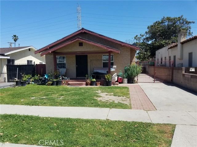 8162 Elizabeth Avenue, South Gate, CA 90280