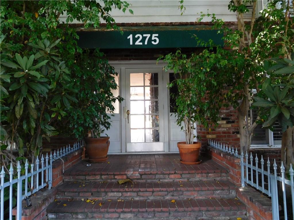 1275 N Harper Avenue #1