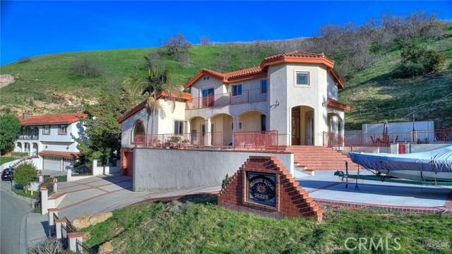 16325 Rainbow Ridge Road, Chino Hills, CA 91709