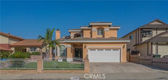 1632 Firvale Avenue, Montebello, CA 90640