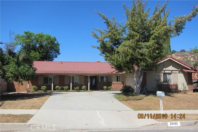 20453 Seton Hill Drive, Walnut, CA 91789