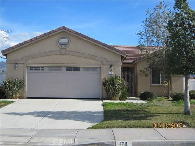 173 Lily Lane, San Jacinto, CA 92583