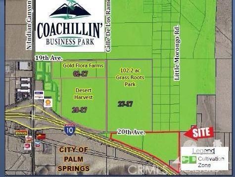 20th Ave, Desert Hot Springs, CA 92240