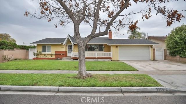 3308 W Faircrest Drive, Anaheim, CA 92804