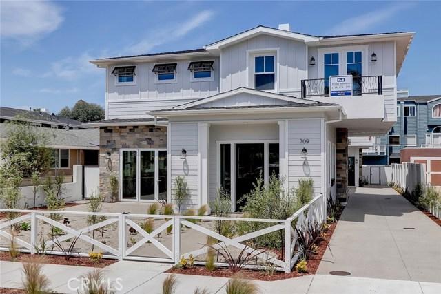 709 Elvira Avenue A, Redondo Beach, CA 90277
