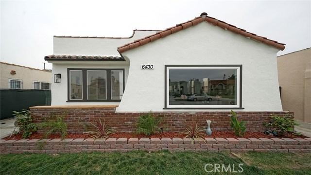 6430 3rd Avenue, Los Angeles, CA 90043
