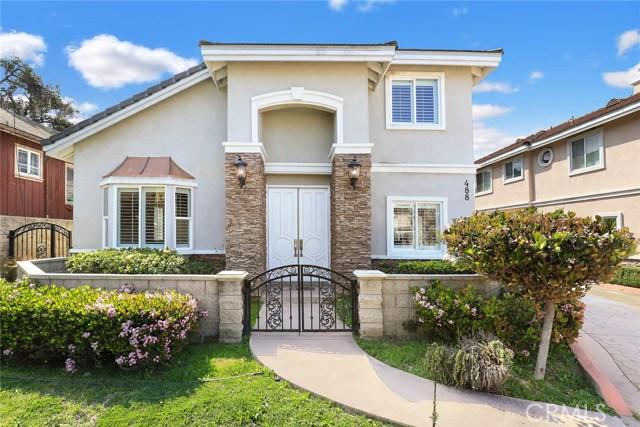 488 S Alhambra Avenue, Monterey Park, CA 91755