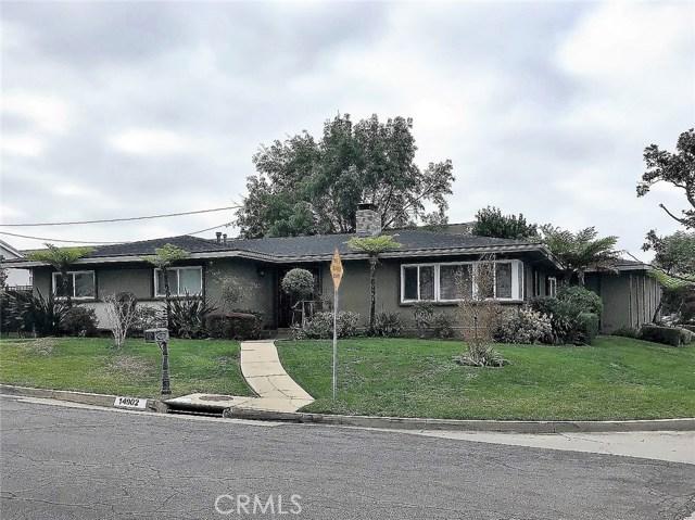 14902 Janine Drive, Whittier, CA 90605
