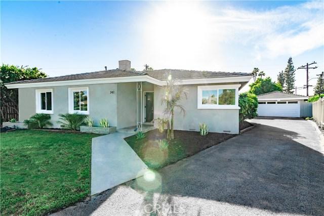 741 N La Breda Avenue, West Covina, CA 91791