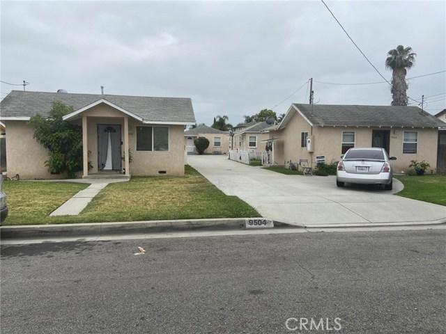 9500 Ives Street, Bellflower, California 90706, ,Multi-Family,For Sale,Ives,PW20129981