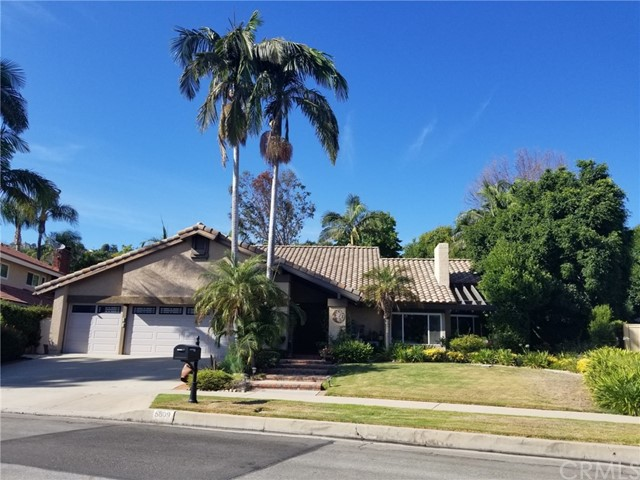 5809 E Mountain Avenue, Orange, California