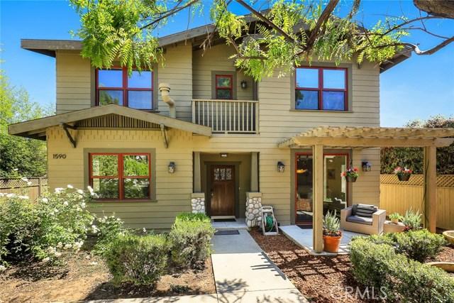1590 Locust Street, Pasadena, CA 91106