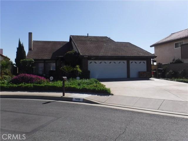 1409 Loma Road, Montebello, CA 90640