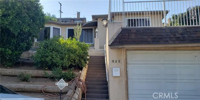 815 De La Fuente Street, Monterey Park, CA 91754