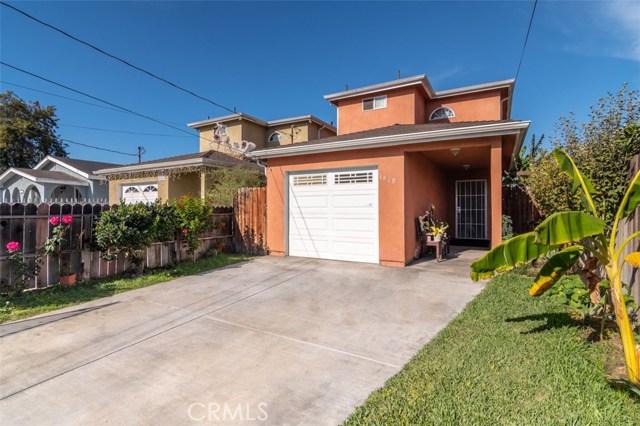 1819 E 109th Street, Los Angeles, CA 90059