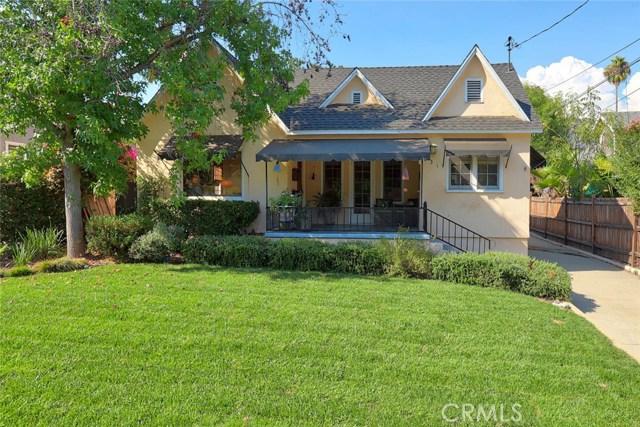 831 Belvidere Street, Pasadena, CA 91104
