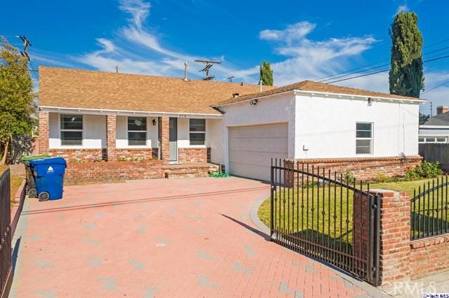 7710 Claybeck Avenue, Sun Valley, CA 91352