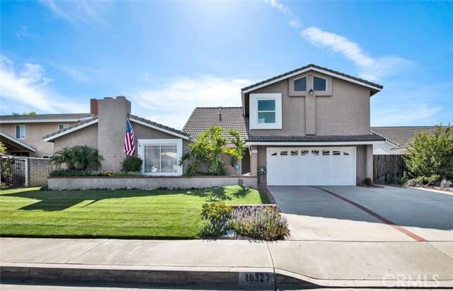 16327 Mount Nimbus Street, Fountain Valley, CA 92708