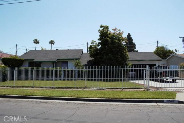 10542 Sherrill Street, Anaheim, CA 92804
