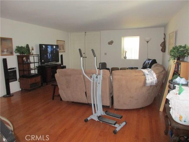 Unit #1 Living room