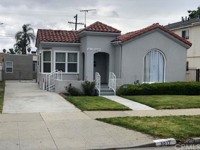 3017 S Victoria Avenue, Los Angeles, CA 90016