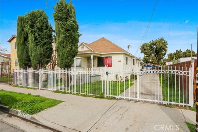 1741 E 63rd Street, Los Angeles, CA 90001